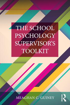 The School Psychology Supervisor's Toolkit