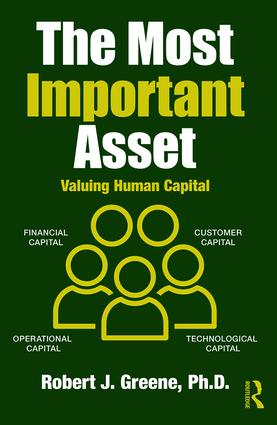 The Most Important Asset: Valuing Human Capital, 1st Edition (Hardback) book cover
