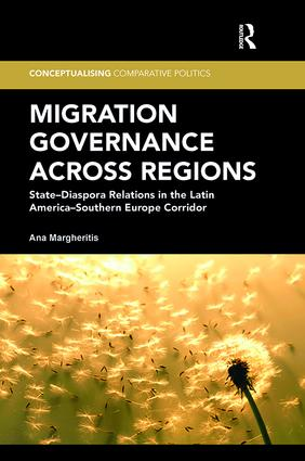 Migration Governance across Regions: State-Diaspora Relations in the Latin America-Southern Europe Corridor book cover