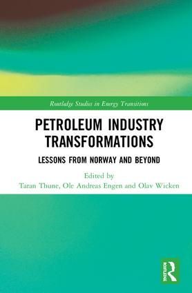 Petroleum Industry transformations: Lessons from Norway and Beyond book cover