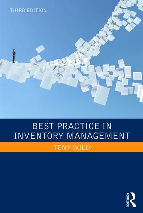 Best Practice in Inventory Management: 3rd Edition (Paperback) book cover