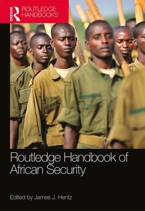 Routledge Handbook of African Security: 1st Edition (Paperback) book cover