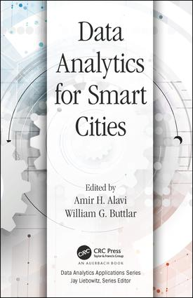 Data Analytics for Smart Cities: 1st Edition (Hardback) book cover