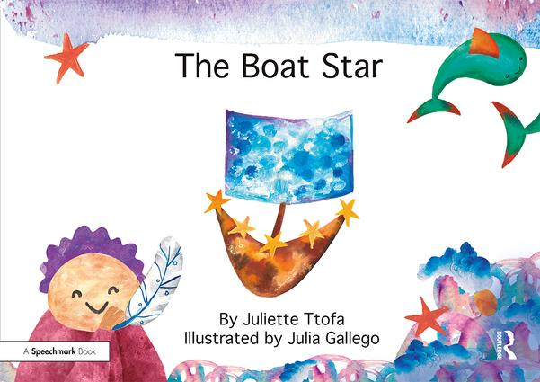 The Boat Star: A Story about Loss book cover