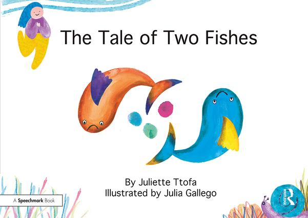 The Tale of Two Fishes: A Story about Resilient Thinking book cover