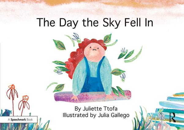 The Day the Sky Fell In: A Story about Finding Your Element book cover