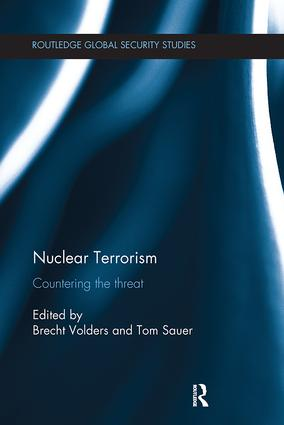 Nuclear Terrorism: Countering the Threat, 1st Edition (Paperback) book cover