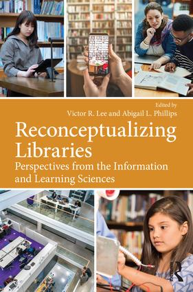 book cover for Reconceptualizing Libraries