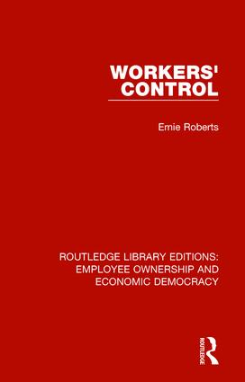 Workers' Control book cover