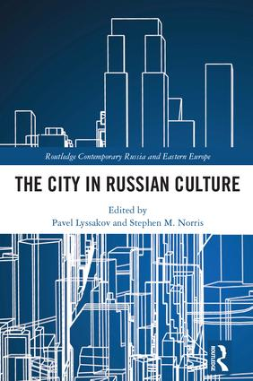 The City in Russian Culture book cover