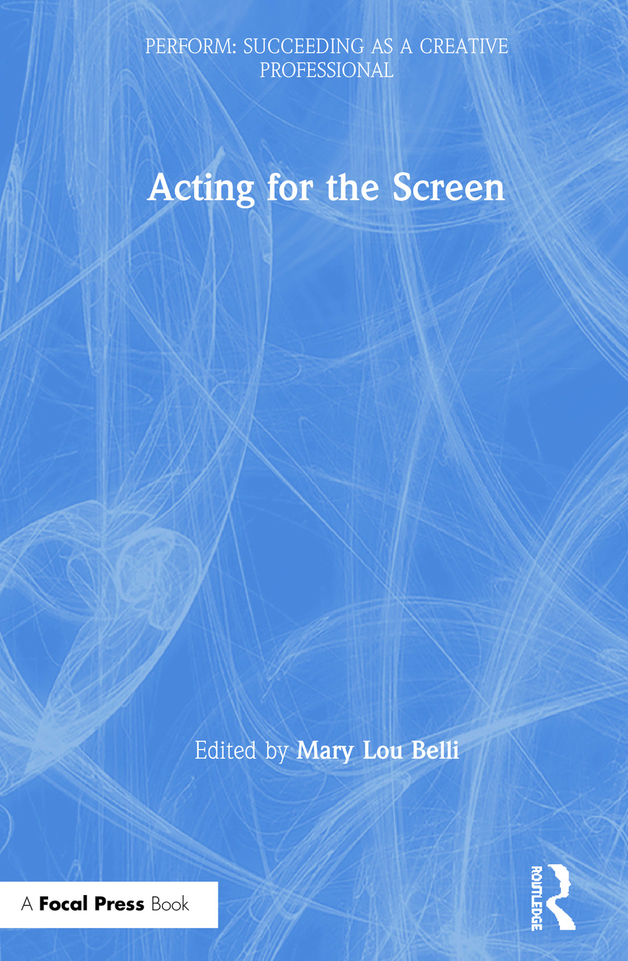 Acting for the Screen book cover