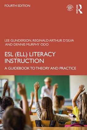 ESL (ELL) Literacy Instruction: A Guidebook to Theory and Practice, 4th Edition book cover
