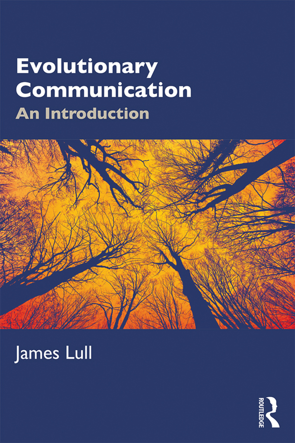 Evolutionary Communication: An Introduction, 1st Edition (Paperback) book cover