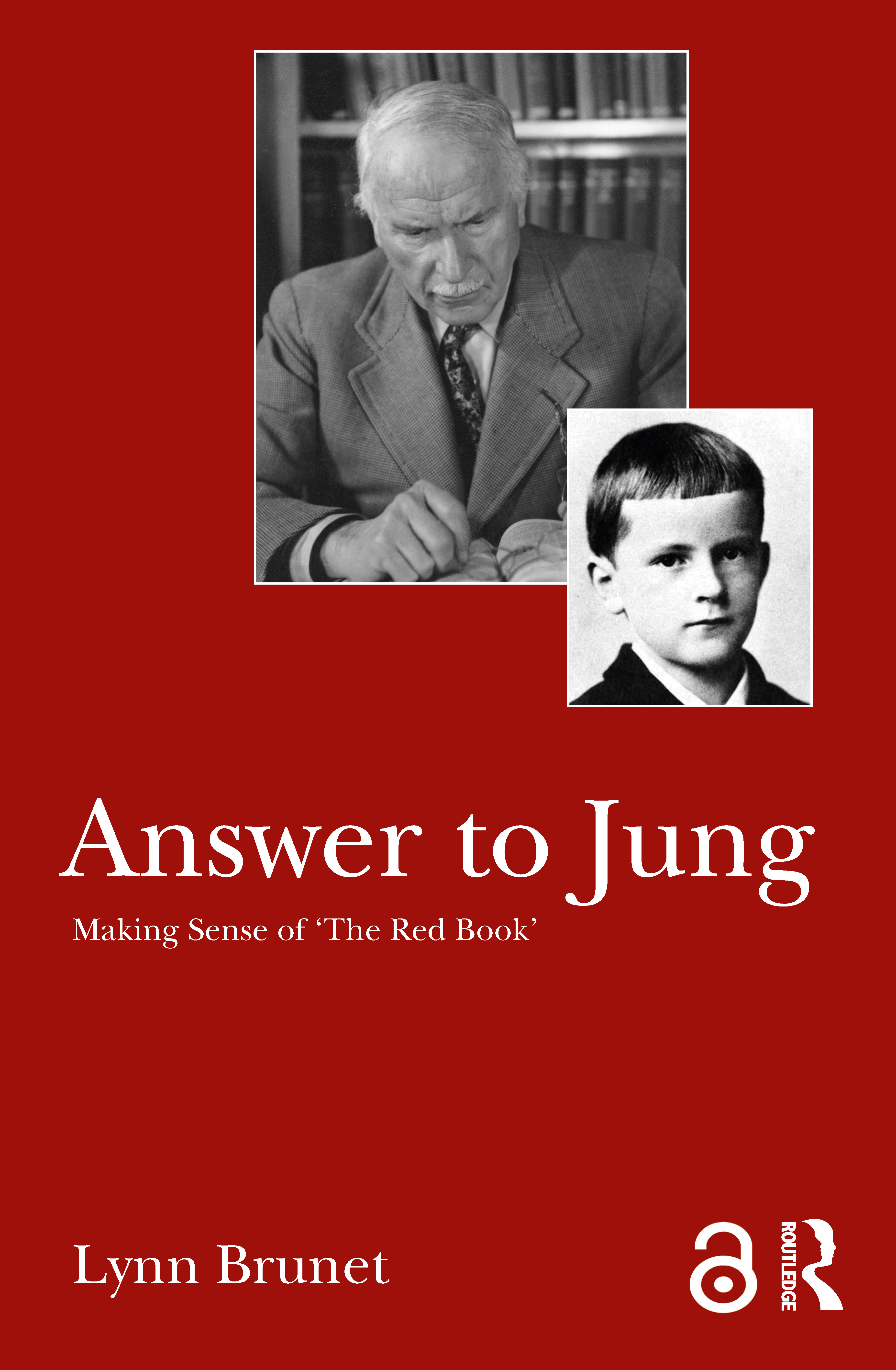 Answer to Jung: Making Sense of 'The Red Book', 1st Edition (Paperback) book cover