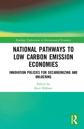 National Pathways to Low Carbon Emission Economies: Innovation Policies for Decarbonizing and Unlocking, 1st Edition (Hardback) book cover