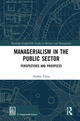 Managerialism in the Public Sector: Perspectives and Prospects, 1st Edition (Hardback) book cover