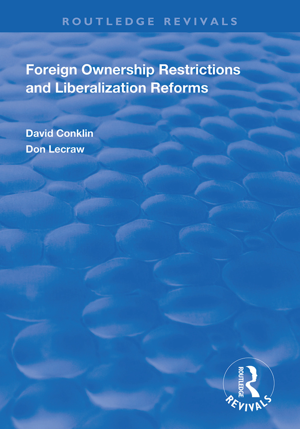 Foreign Ownership Restrictions and Liberalization Reforms book cover