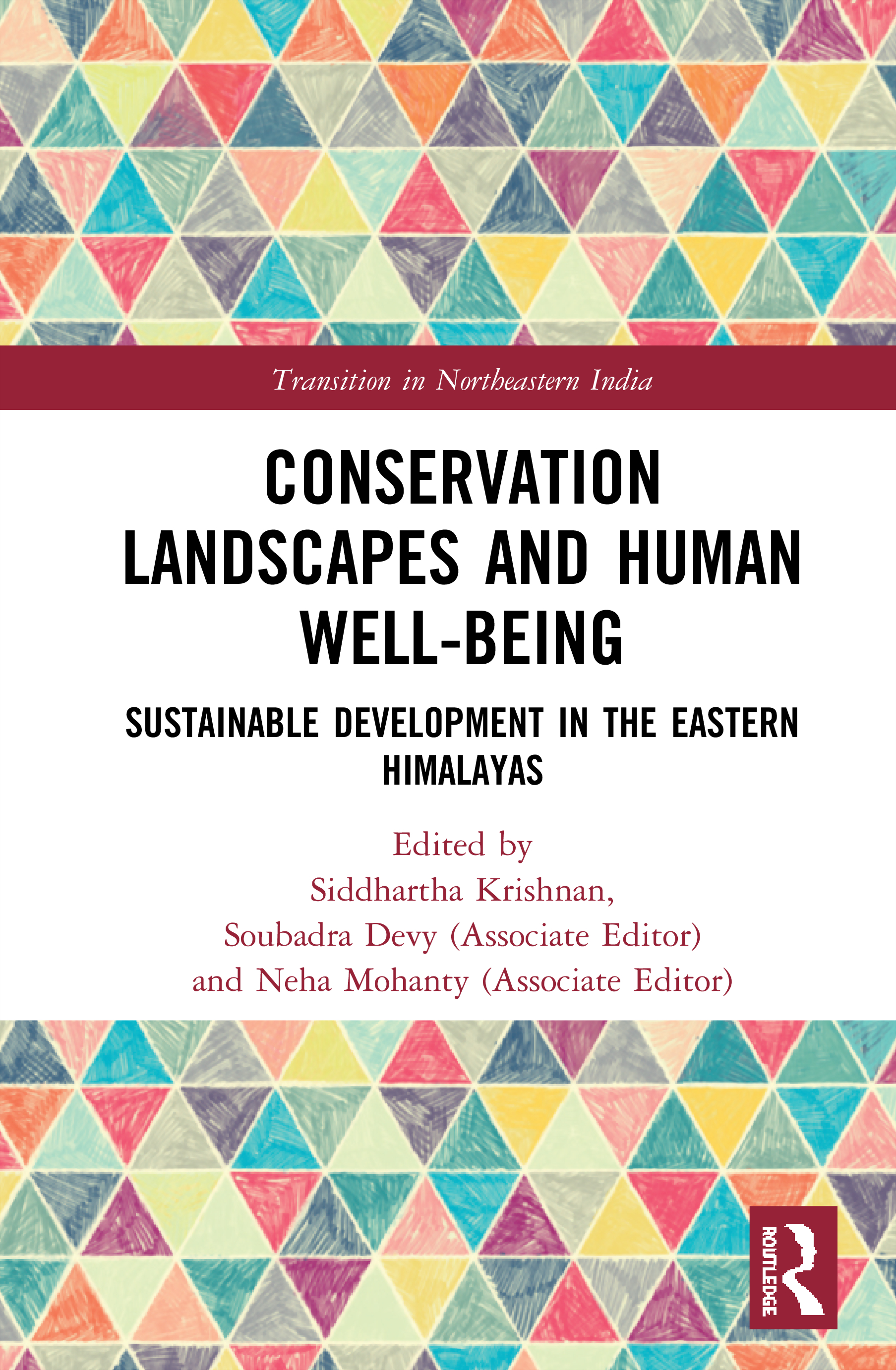 Conservation Landscapes and Human Well-Being: Sustainable Development in the Eastern Himalayas book cover