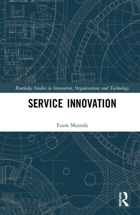 Service Innovation book cover