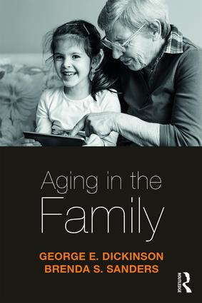 Aging in the Family: 1st Edition (Paperback) book cover
