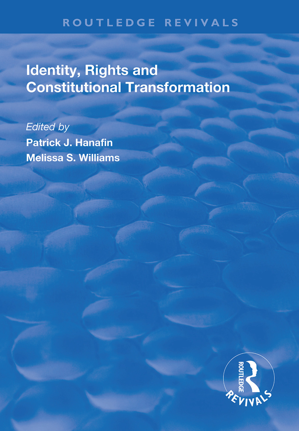 Identity, Rights and Constitutional Transformation book cover