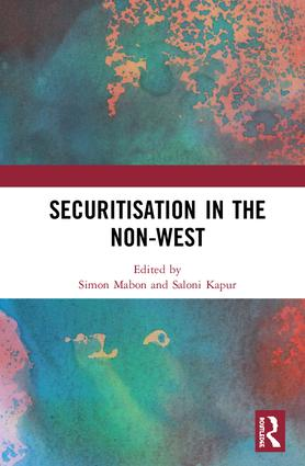 Securitisation in the Non-West (Hardback) book cover