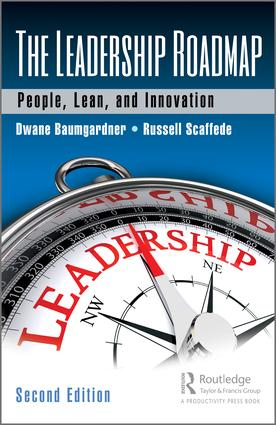 The Leadership Roadmap: People, Lean, and Innovation, Second Edition book cover