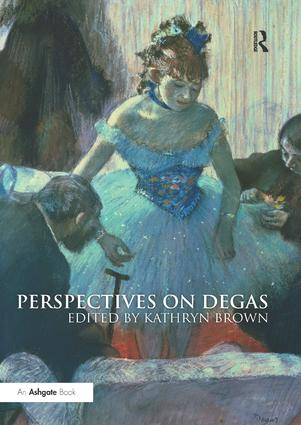 Perspectives on Degas book cover