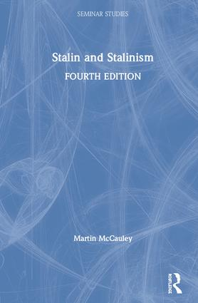 Stalin and Stalinism book cover