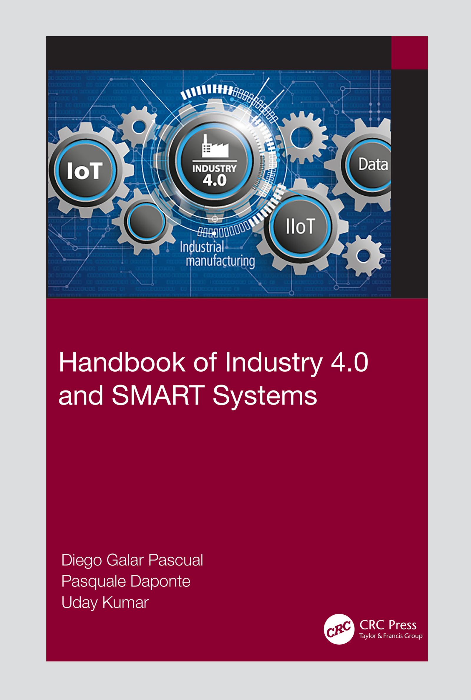 Handbook of Industry 4.0 and SMART Systems: 1st Edition (e-Book) book cover