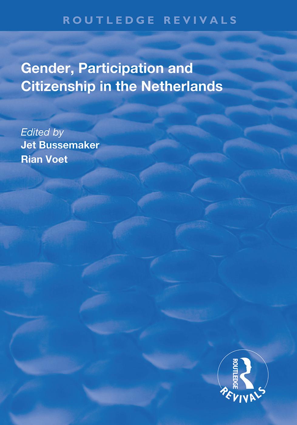 Gender, Participation and Citizenship in the Netherlands book cover