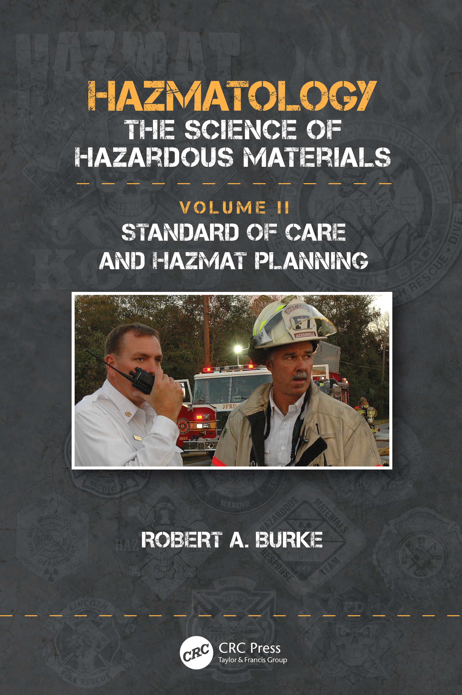 Standard of Care and Hazmat Planning book cover