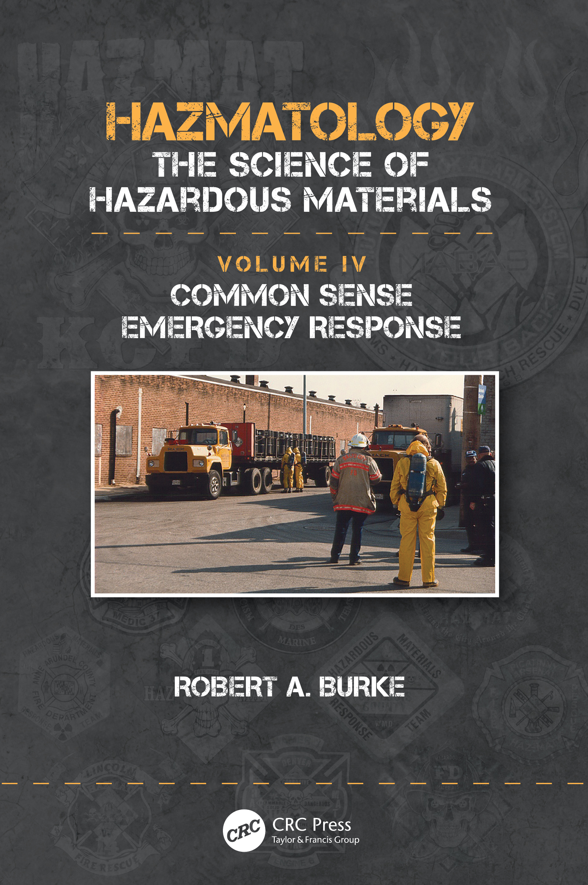 Common Sense Emergency Response book cover