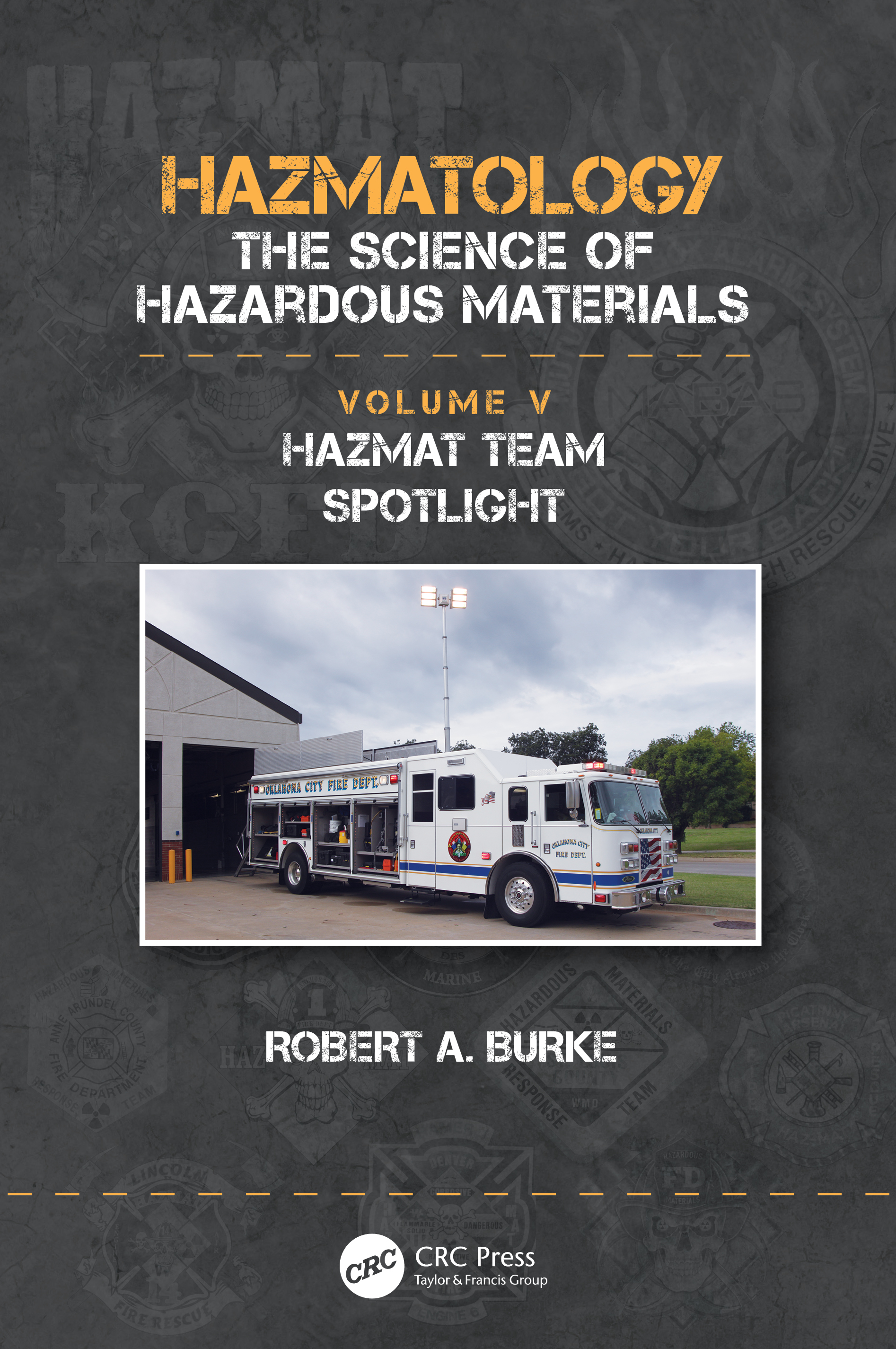 Hazmat Team Spotlight book cover
