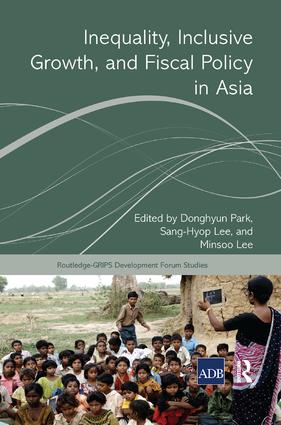 Inequality, Inclusive Growth, and Fiscal Policy in Asia: 1st Edition (Paperback) book cover