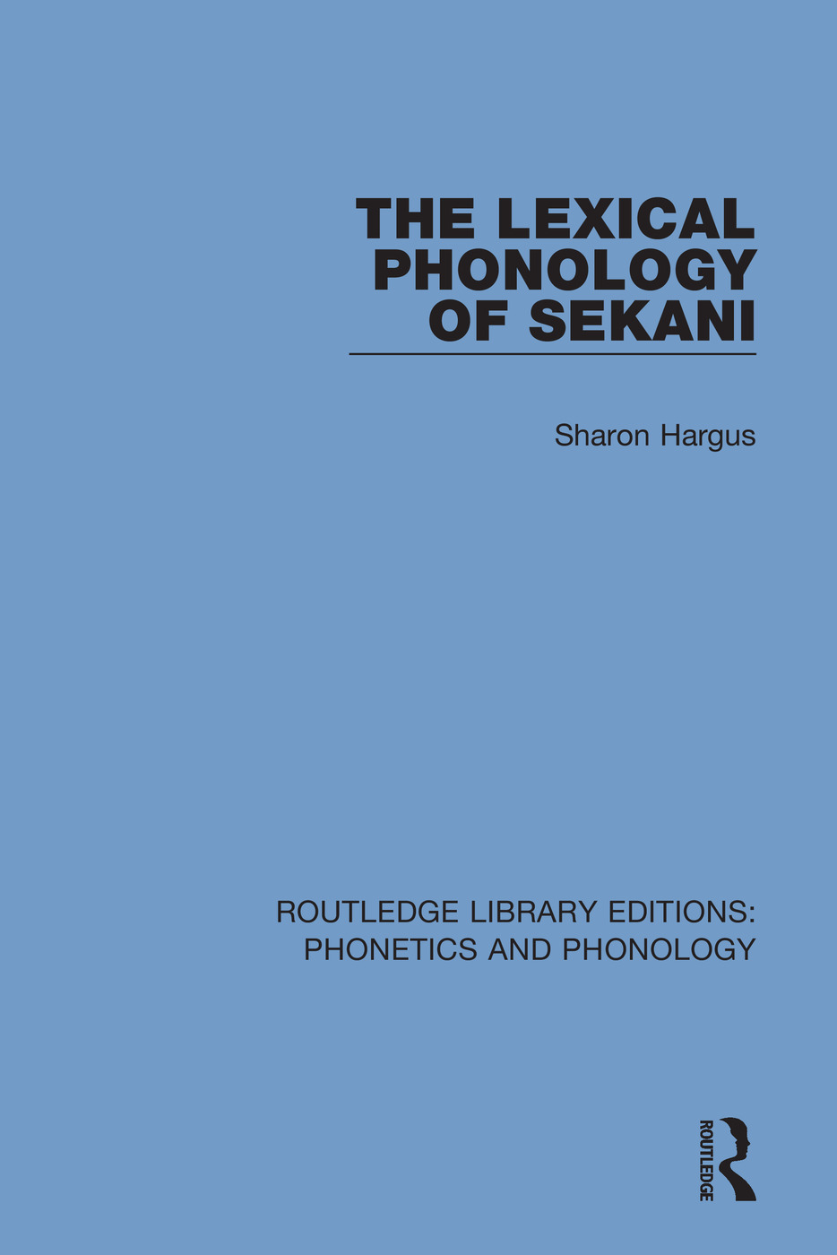 The Lexical Phonology of Sekani