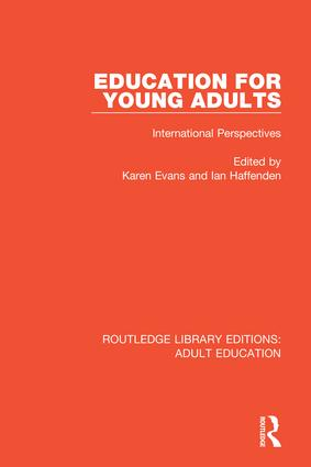 Education for Young Adults: International Perspectives book cover
