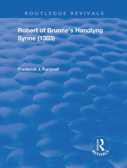 Robert of Brunne's Handlyng Synne (1303)