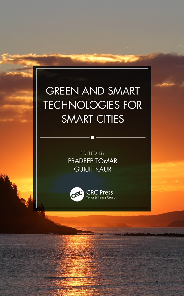 Green and Smart Technologies for Smart Cities book cover