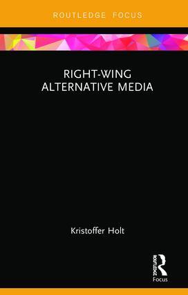 Right-Wing Alternative Media book cover