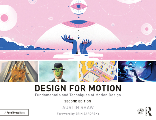 Design for Motion: Fundamentals and Techniques of Motion Design book cover