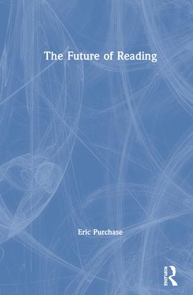 The Future of Reading book cover
