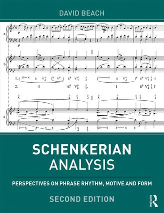 Schenkerian Analysis: Perspectives on Phrase Rhythm, Motive and Form book cover