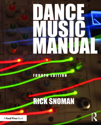 Dance Music Manual book cover