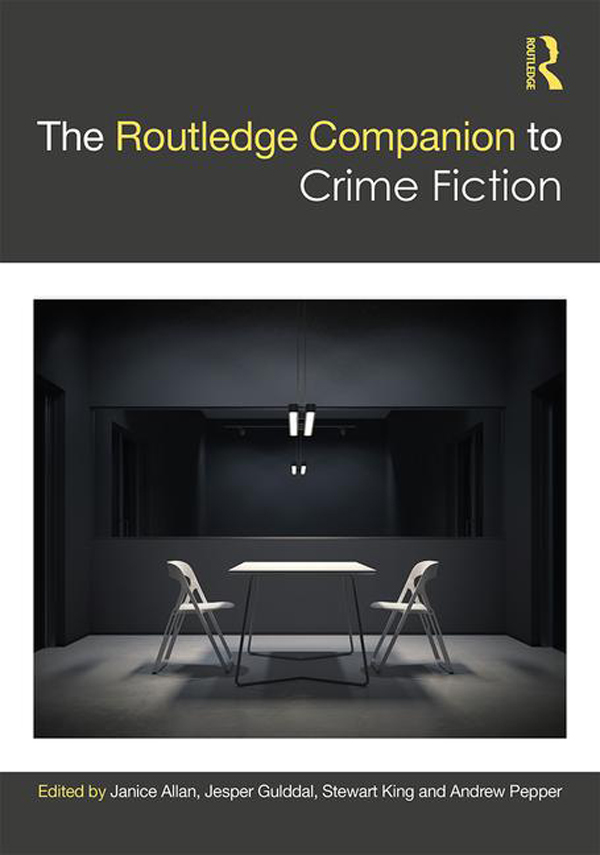 The Routledge Companion to Crime Fiction book cover