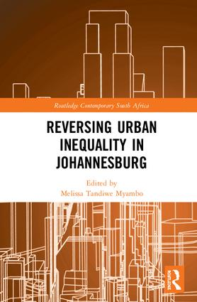 Reversing Urban Inequality in Johannesburg book cover