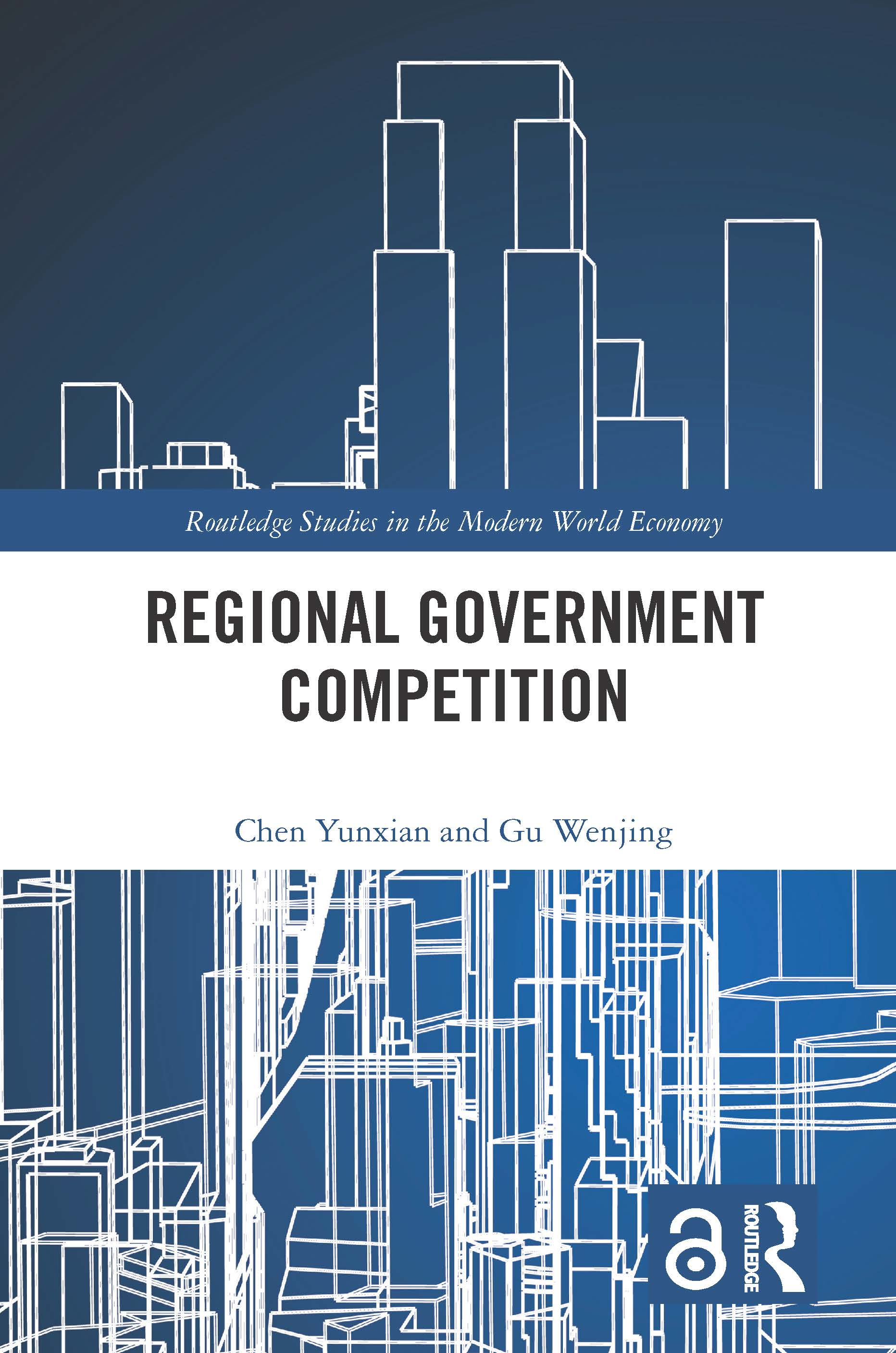 Regional Government Competition: 1st Edition (Paperback) book cover