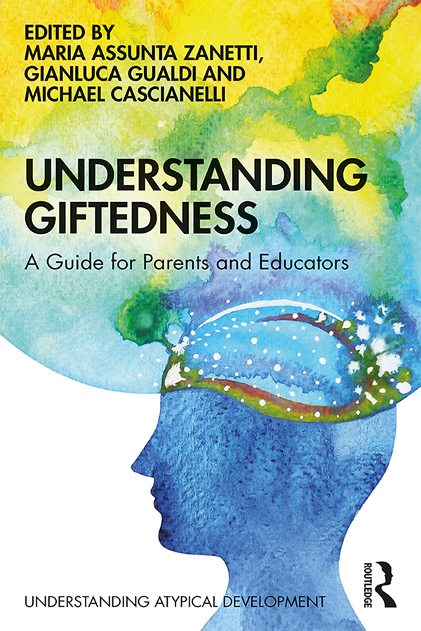 Understanding Giftedness: A guide for parents and educators book cover