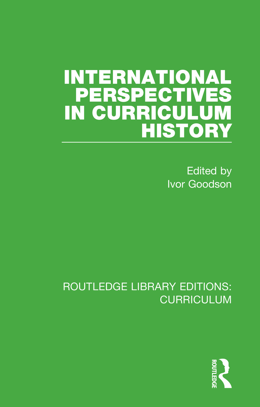 International Perspectives in Curriculum History