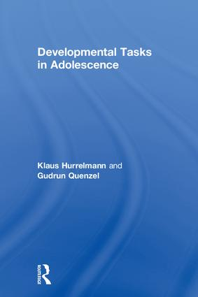 Developmental Tasks in Adolescence book cover